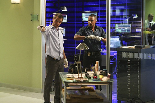CSI NY Season 7 Episode 1 The 34th Floor Promo Photos