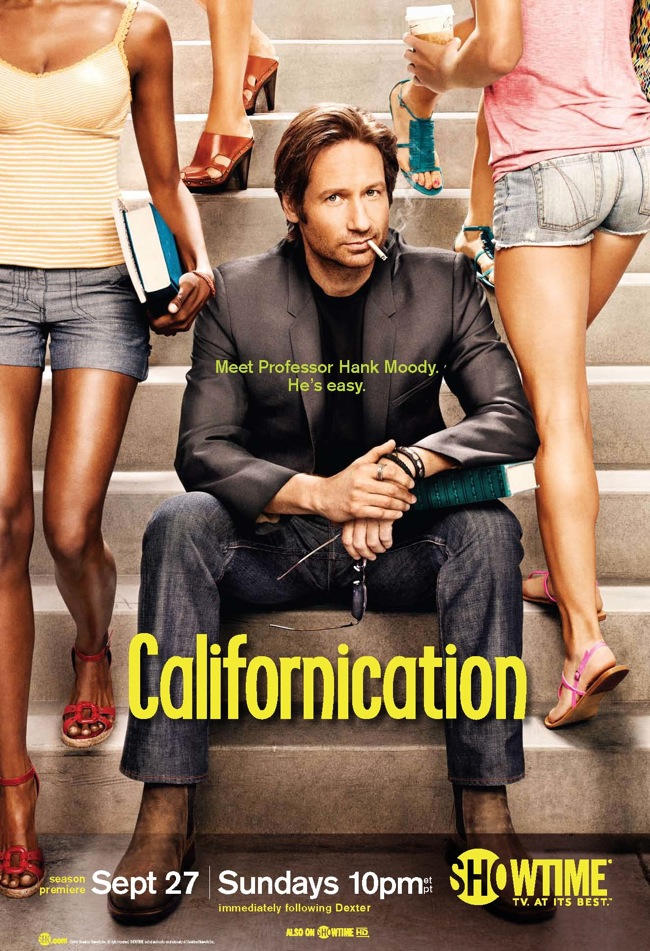 Californication Season 3 Promo Poster