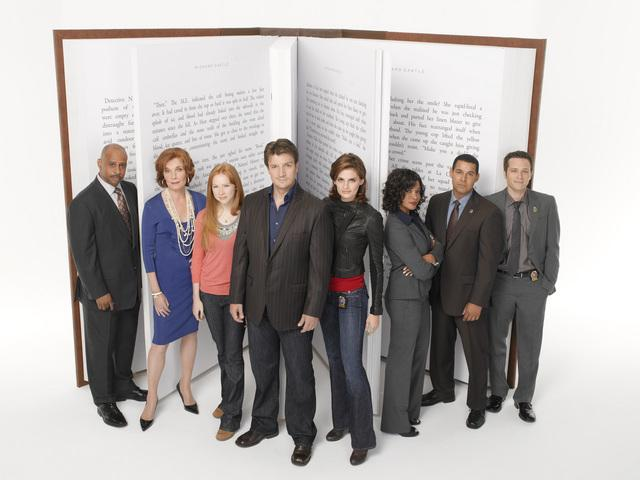 Castle Cast Photo