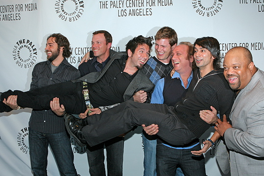 Chuck Paley Festival 2008 Cast Photo