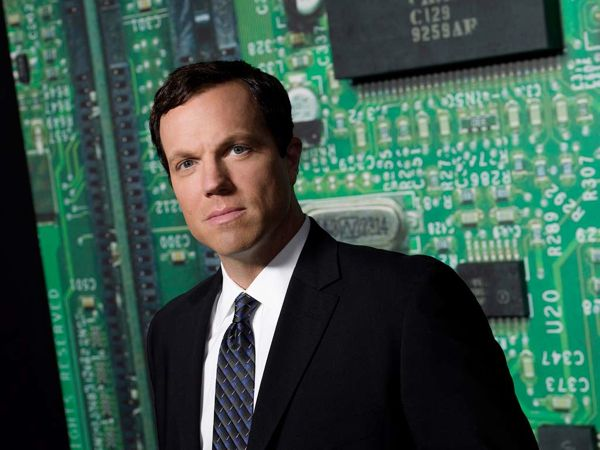 Chuck Adam Baldwin as John Casey