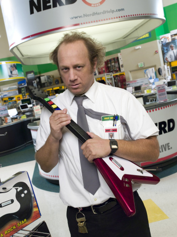 Scott Krinsky as Jeff On Chuck