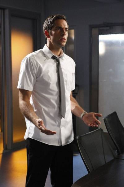 CHUCK Season 4 Episode 3 Chuck Vs The Cubic Z Photos