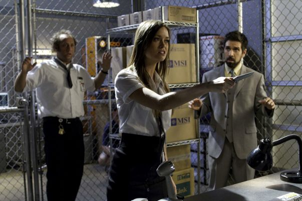 CHUCK Season 4 Episode 8 Chuck Versus The Fear of Death Photos
