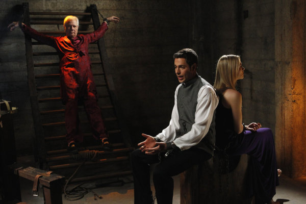 CHUCK Season 4 Episode 14 Chuck vs The Seduction Impossible Photos