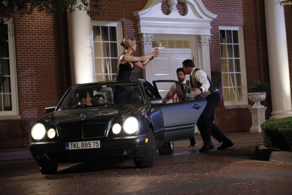 CHUCK Season 4 Episode 16 Chuck vs the Masquerade Photos