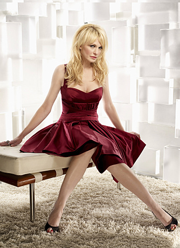 Kathryn Morris stars as Det. Lilly Rush on COLD CASE