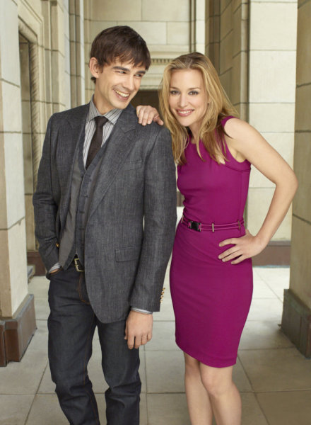 Covert Affairs Christopher Gorham Piper Perabo