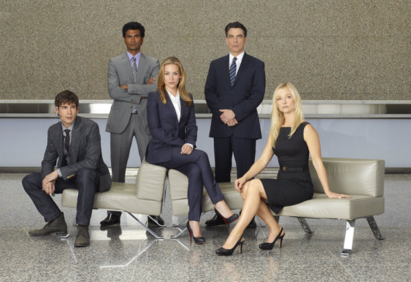 Covert Affairs Cast