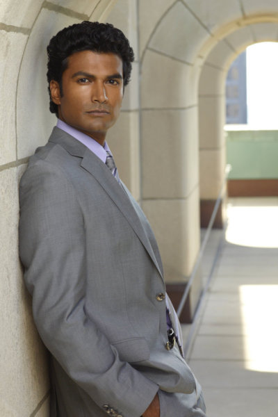 Sendhil Ramamurthy Covert Affairs