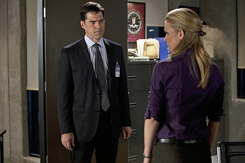 CRIMINAL MINDS Season 6 Episode 2 JJ Promo Photos
