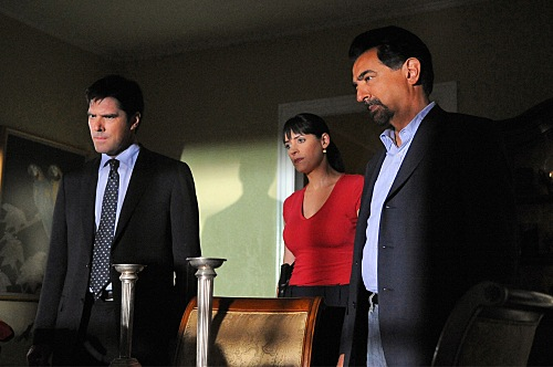 CRIMINAL MINDS Season 6 Episode 1 The Longest Night Promo Photos
