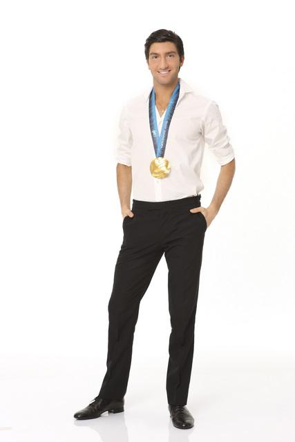 Evan Lysacek Dancing With The Stars