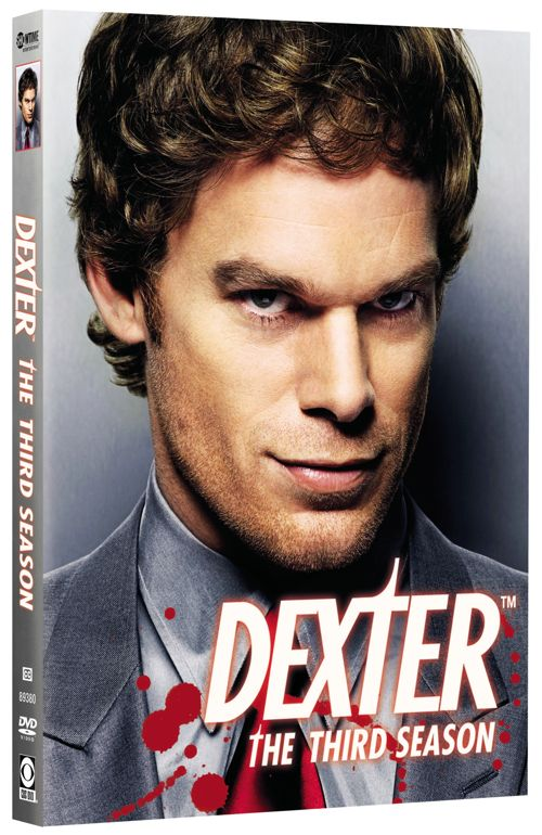 Dexter Season 3 DVD Cover