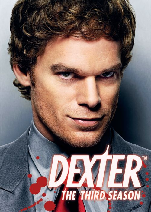 weeds season 3 dvd. Dexter Season 3 DVD Cover