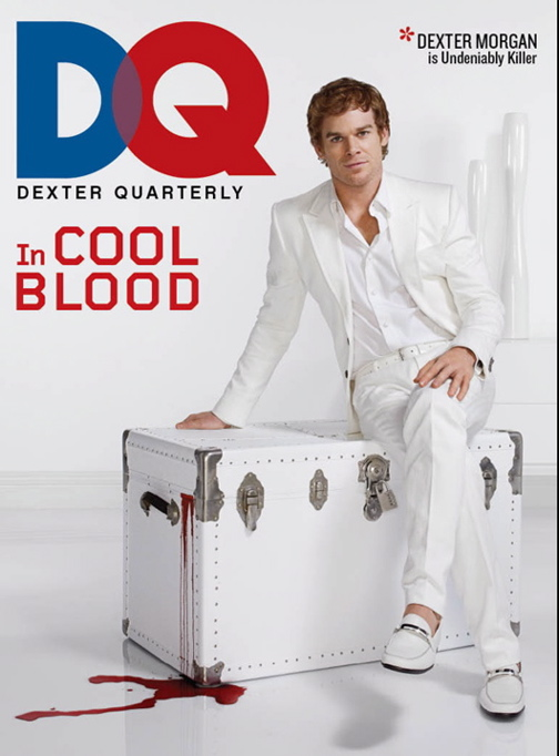Dexter GQ Cover