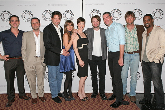 Dirty Sexy Money Paley Festival 2008 Photo