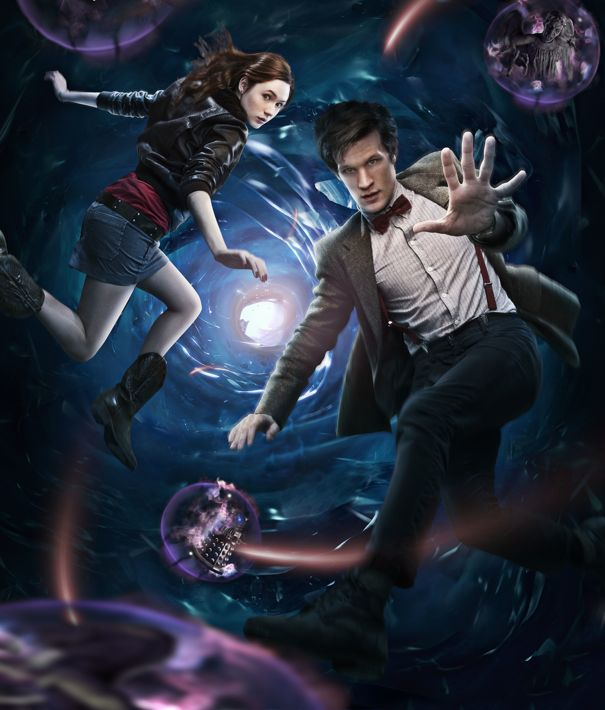 New Doctor Who Promo Photo