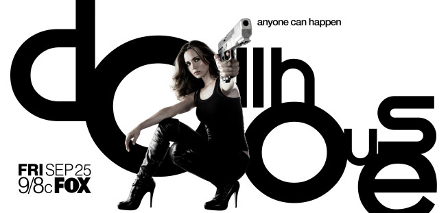 Dollhouse Anyone Can Happen Promo Poster