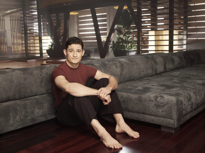 Enver Gjokaj As Victor On Dollhouse