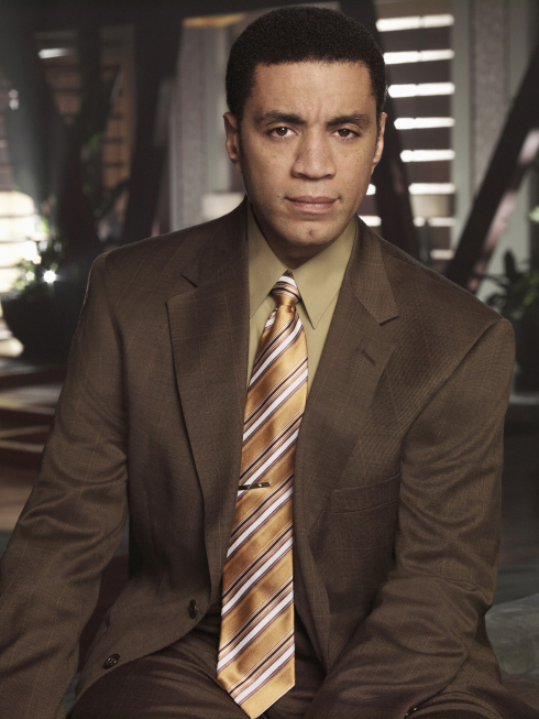 Harry Lennix as Boyd on Dollhouse