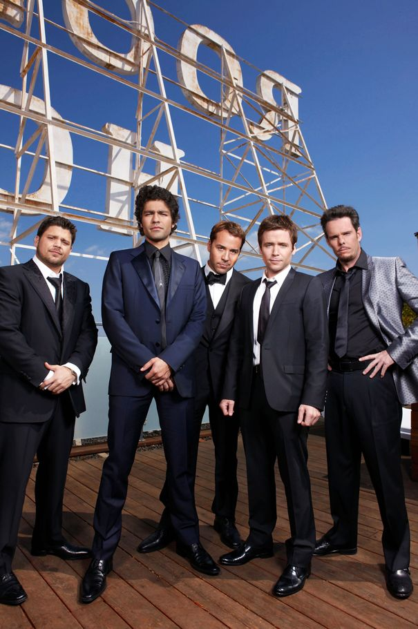 Entourage Cast Season 6 HBO