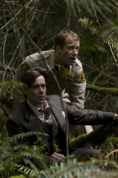 James Callis Colin Ferguson Eureka