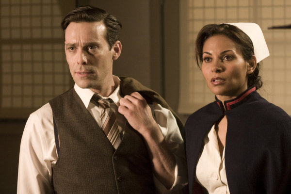 James Callis Salli Richardson Whitfield Eureka