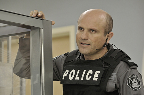 Enrico Colantoni Flashpoint Photo
