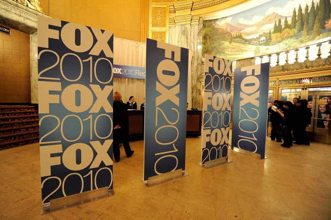 Fox 2010 Upfront Photos