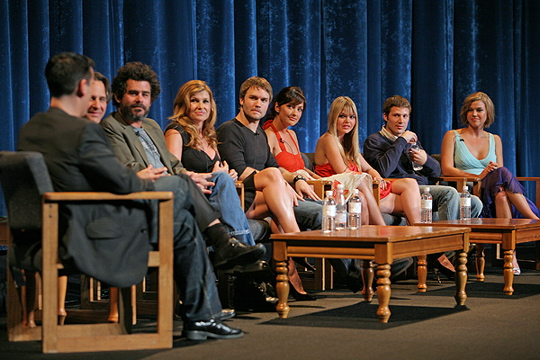 Friday Night Lights Paley Festival 2008 Cast Photo
