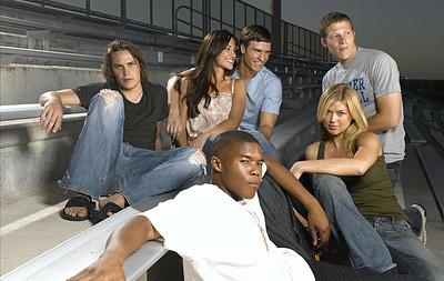 Friday Night Lights Cast Photo