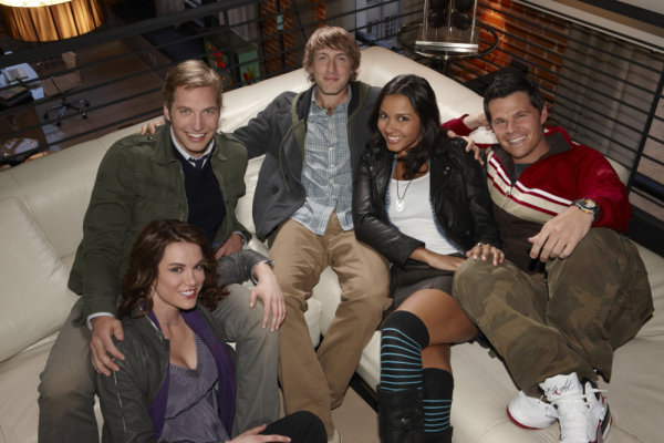 Friends With Benefits NBC Cast