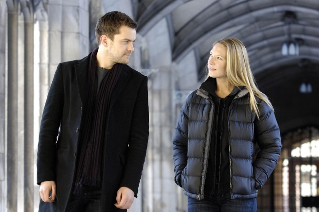 Josh Jackson Anna Torv Fringe Photo