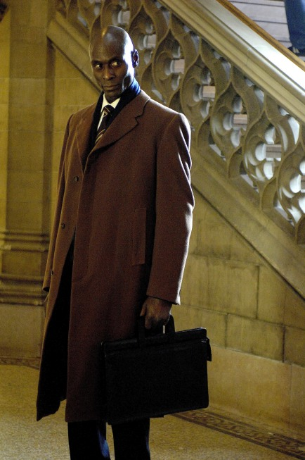 Lance Reddick As Agent Phillip Broyles On Fringe