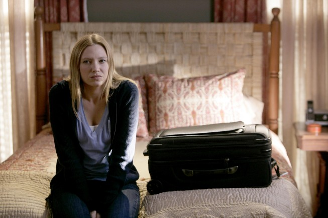 Anna Torv as Olivia Dunham on Fringe