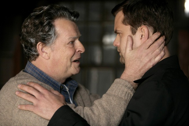 Josh Jackson and John Noble on Fringe