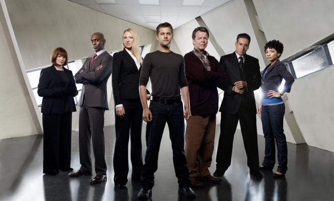 Fringe Season 2 Cast Promo Photos