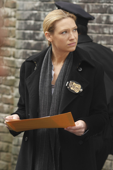Anna Torv As Olivia On Fringe