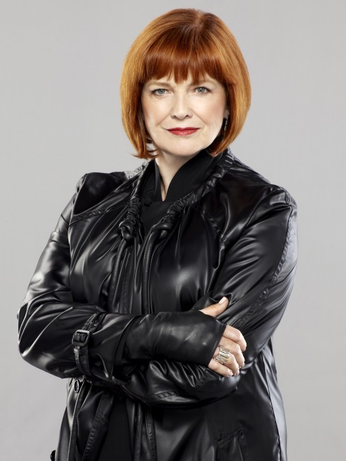 Blair Brown Fringe
