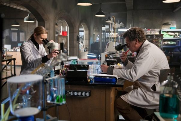 FRINGE Season 3 Episode 17 Stowaway Photos