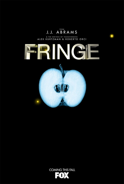 Fringe Promo Poster Apple