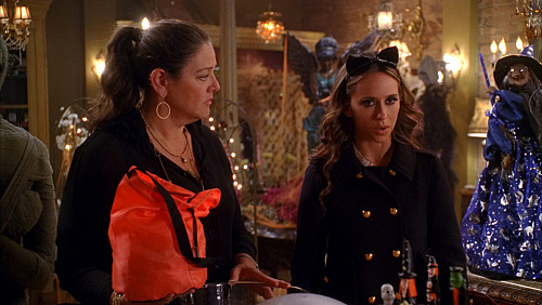 Ghost Whisperer Halloween Photos