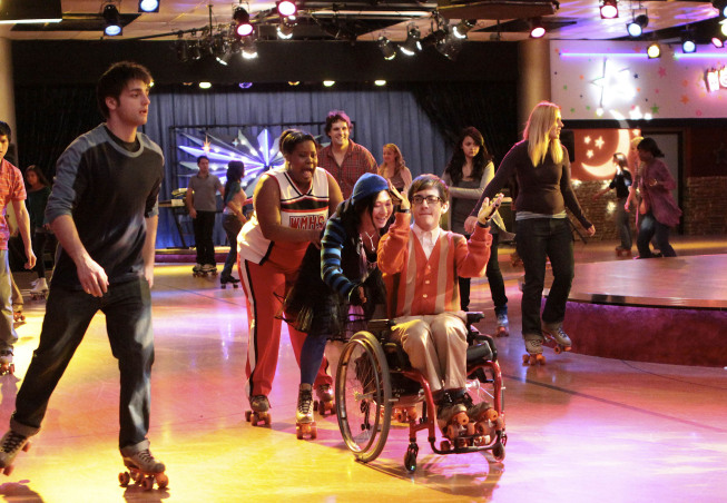 Glee Season 1 Episode 16 Home Promo Photos