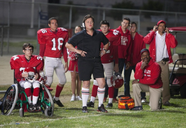 GLEE Season 2 Episode 3 Grilled Cheesus Photos