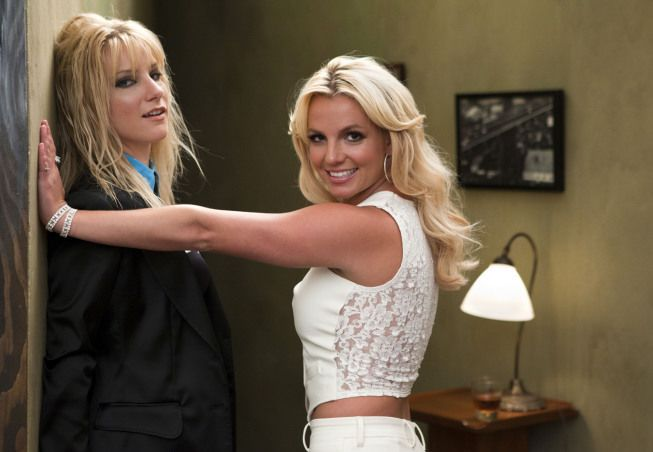 Britney Spears GLEE Photos