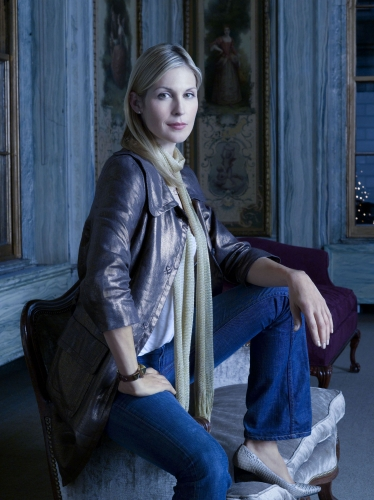 Kelly Rutherford Gossip Girl Photo