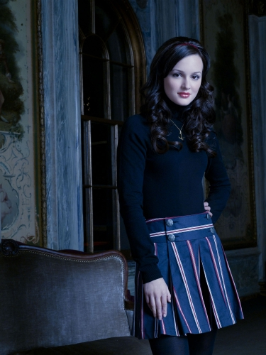 Leighton Meester Gossip Girl Photo