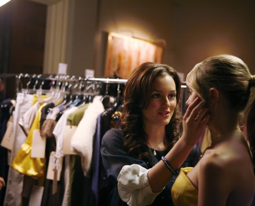 Gossip Girl Bad News Blair Photo