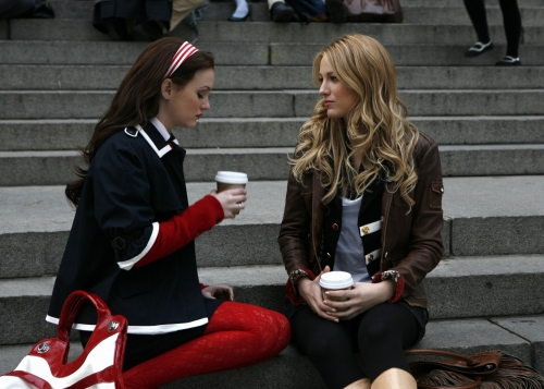 Gossip Girl Serena And Blair